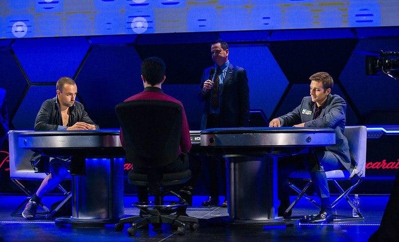 Ole Schemion, Tony Dunst, Heads-up Poker