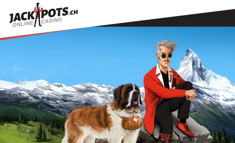 jackpots.ch Homepage