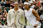 Federer Nadal Wimbledon