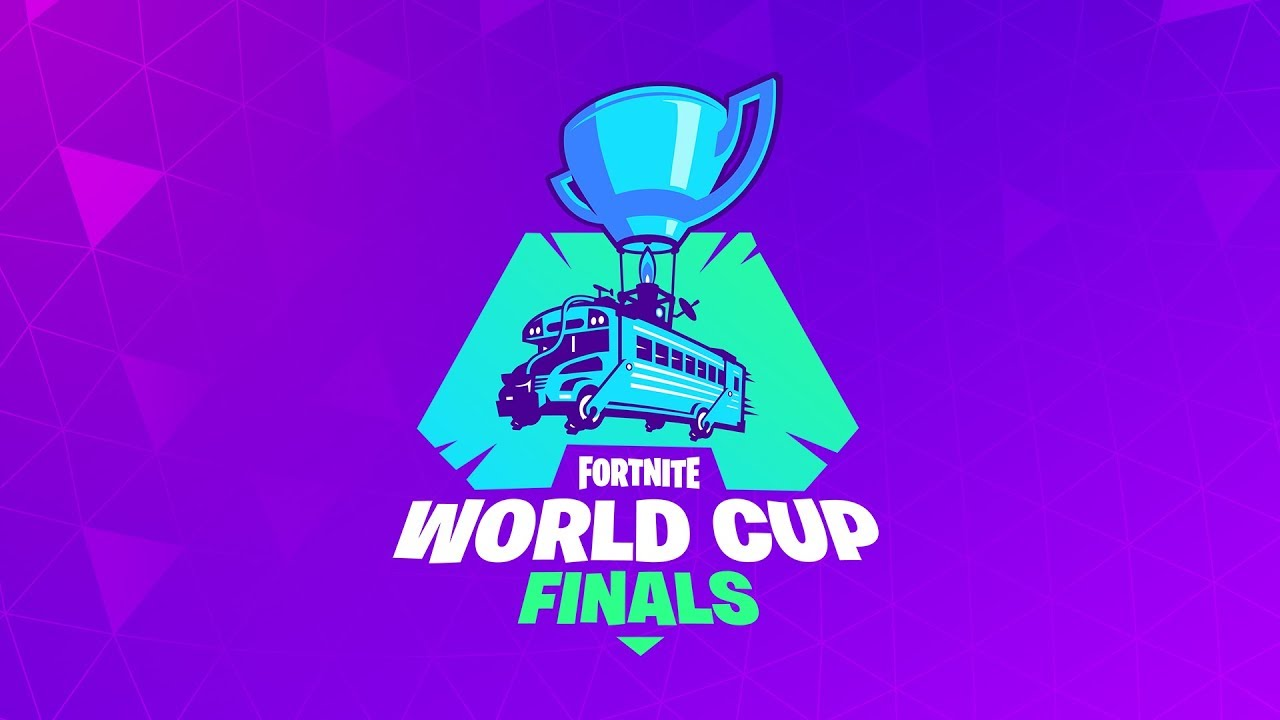 Logo Fortnite World Cup
