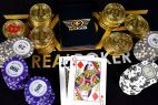 Kryptowährungen Poker Chips