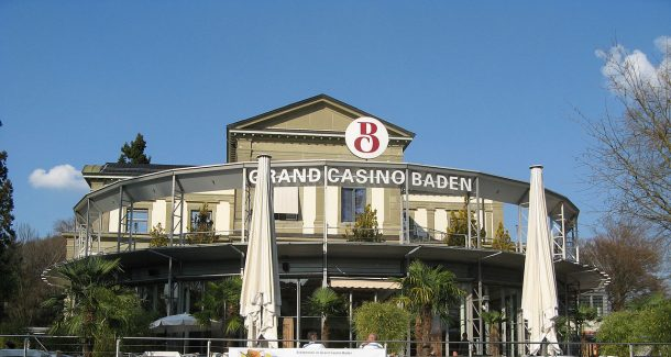 Grand Casino Baden Front