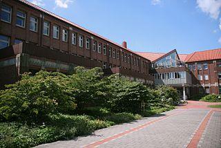 Gerichtsgebäude Oberverwaltungsgericht Schleswig-Holstein