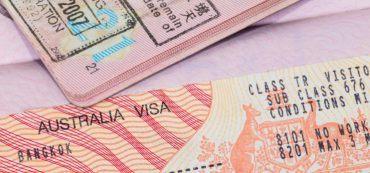 Einreisevisum Australien