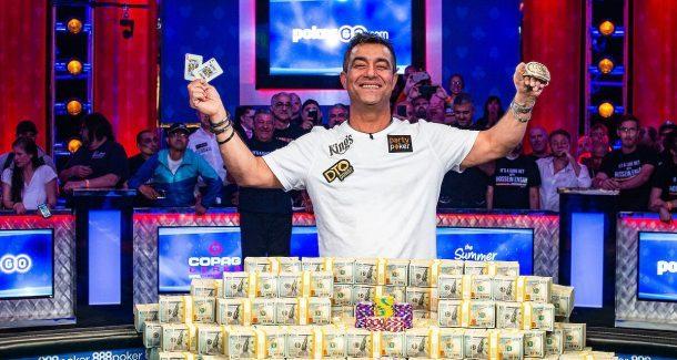 Hossein Ensan WSOP 2019
