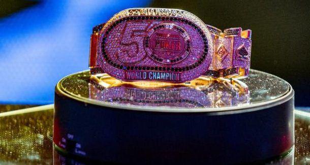 Bracelet, WSOP 2019, Main Event