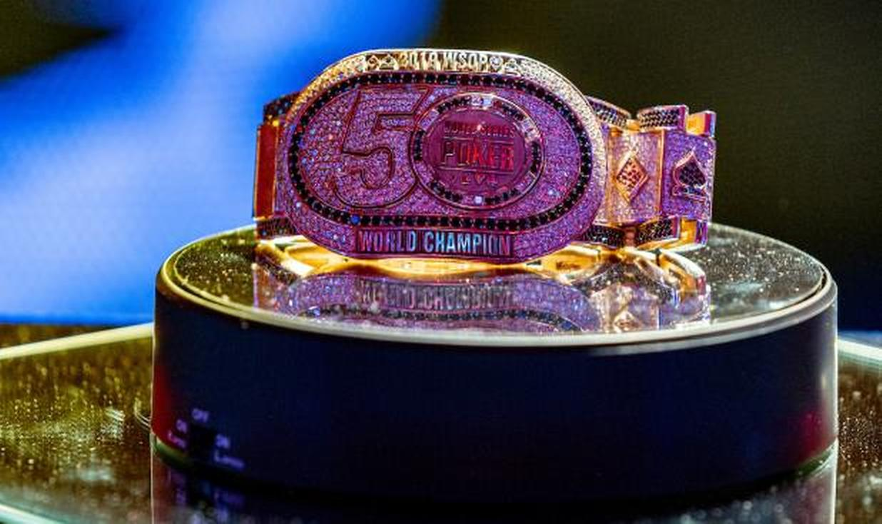 Bracelet, WSOP 2019, Main Event