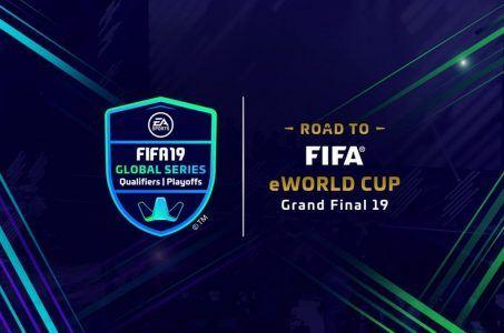 Logo FIFA eWorld Cup