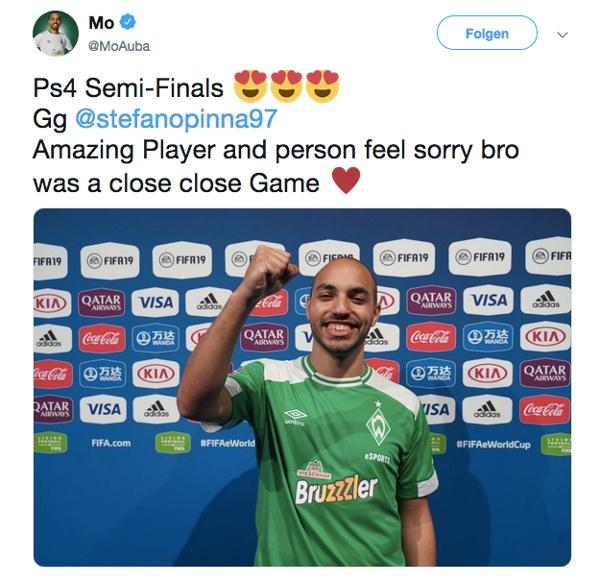 Twitter Post MoAuba