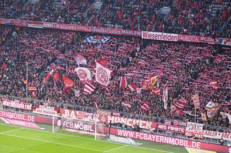Allianz Arena Fußball