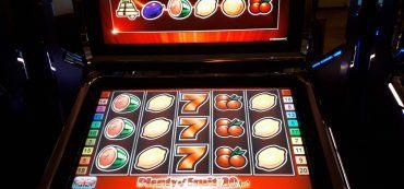 Spielautomat, Früchtesymbole