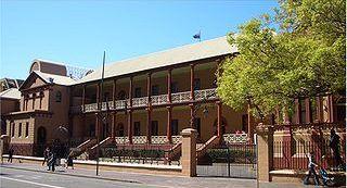 Parlamentsgebäude von New South Wales Australien