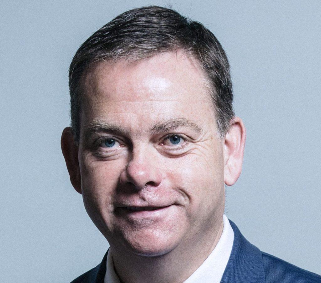 britischer Sportminister Nigel Adams