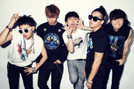 K-Pop-Band Big Bang
