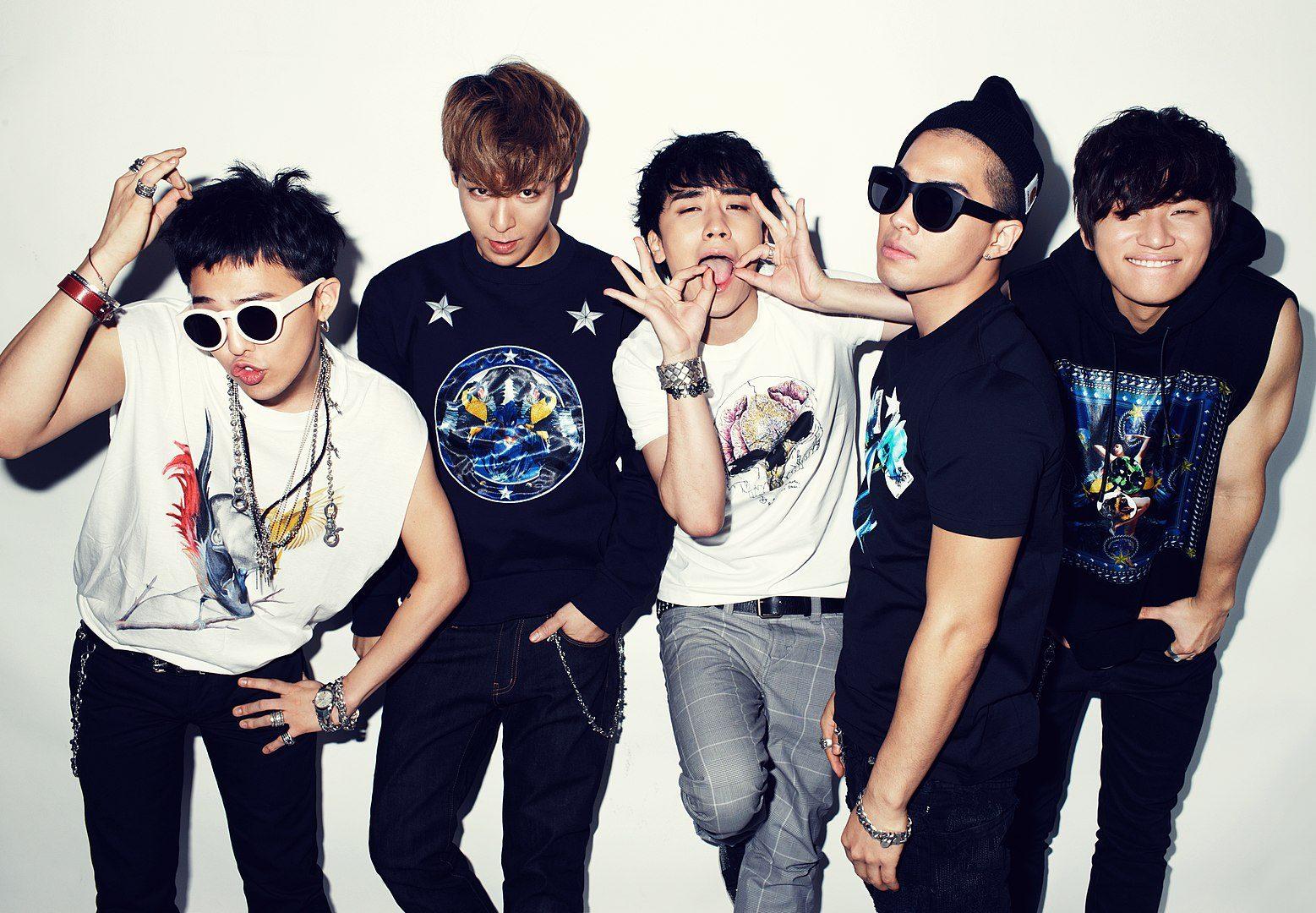 K-Pop-Band Big Bang