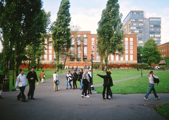 Campus University of Birmingham