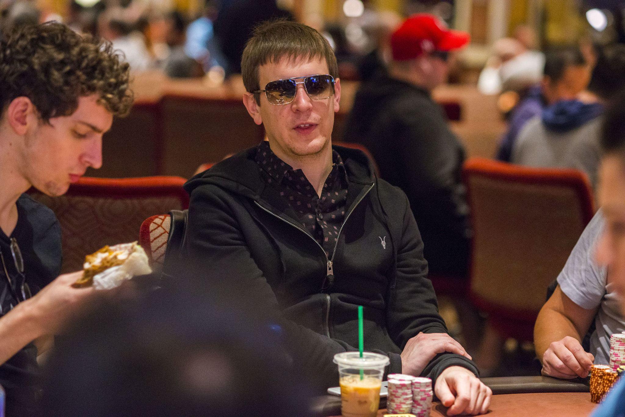 Richard Lyndaker, Poker