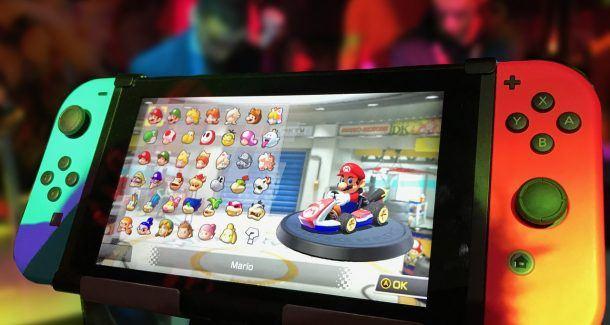 Nintendo Switch, Super Mario