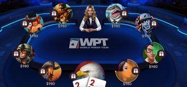 Pokertisch, Spieler, WPT