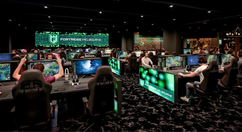 Fortress Melbourne eSports