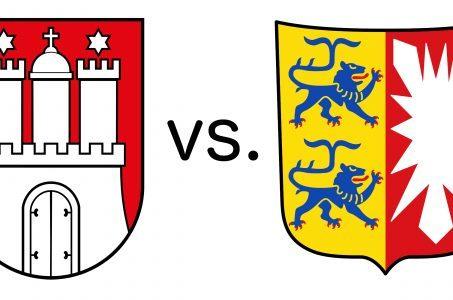 Wappen Hamburg Schleswig-Holstein