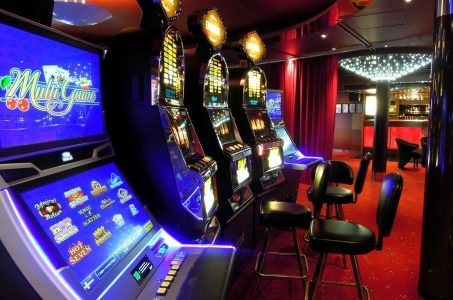 Geldspielautomat, Spielautomaten, Glücksspiel