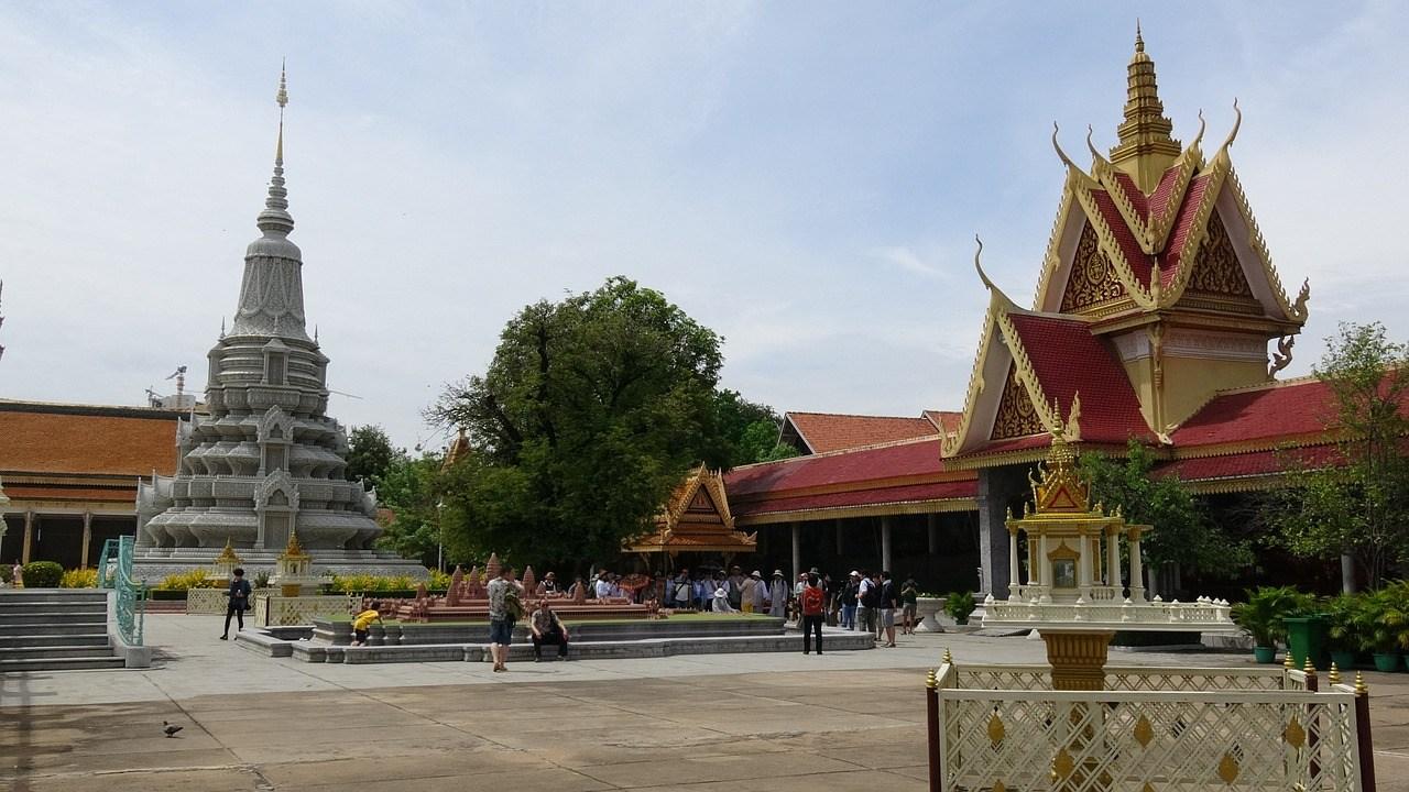 Kambodscha, Phnom Penh