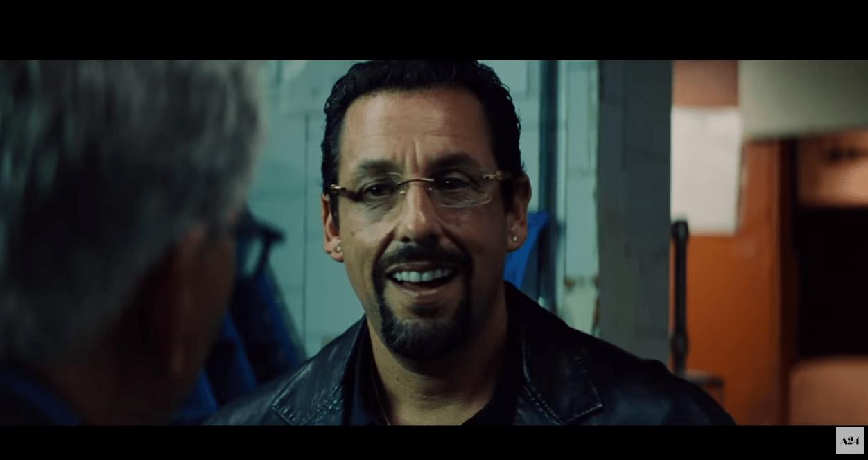 Uncut Gems, Trailer, Adam Sandler
