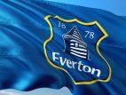 Flagge Everton FC Logo