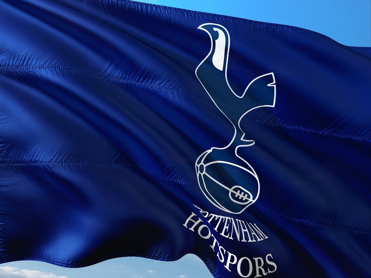 Flagge Tottenham