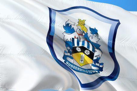 Flagge Logo Huddersfield Town