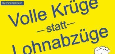 Wahlplakat BPÖ