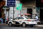 Polizeiwagen China
