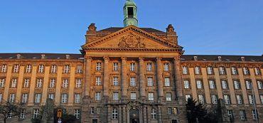 Gebäude Bezirksregierung Düsseldorf