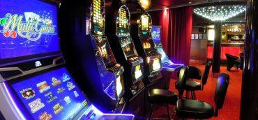 Spielautomaten, Spielhalle, Casino
