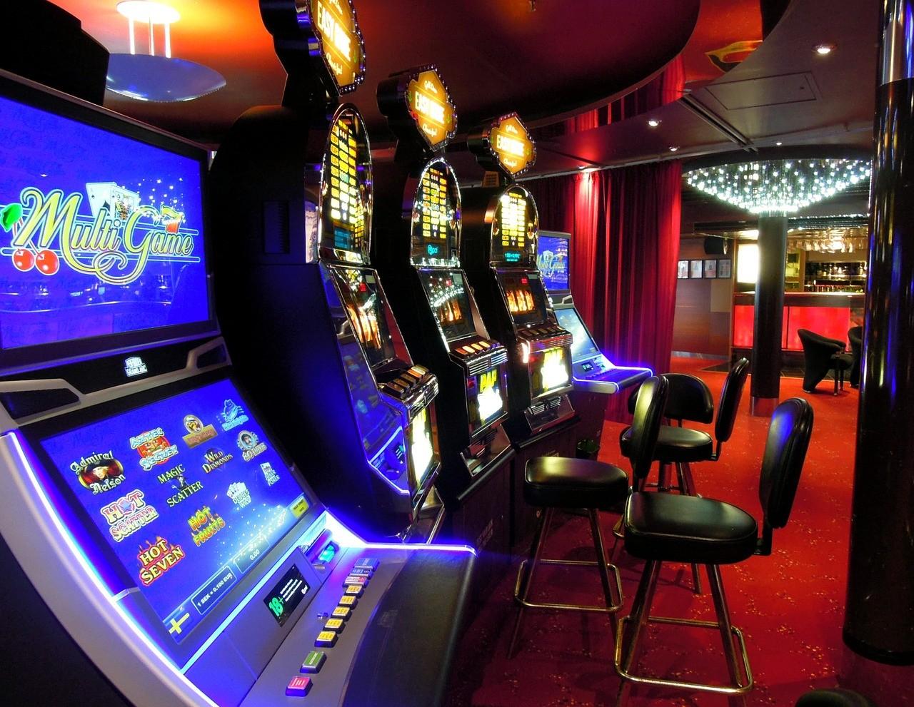 Spielautomaten, Casino, Automatenspiel
