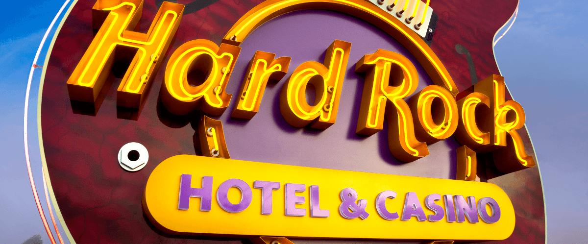 Hard Rock Logo, Gitarre