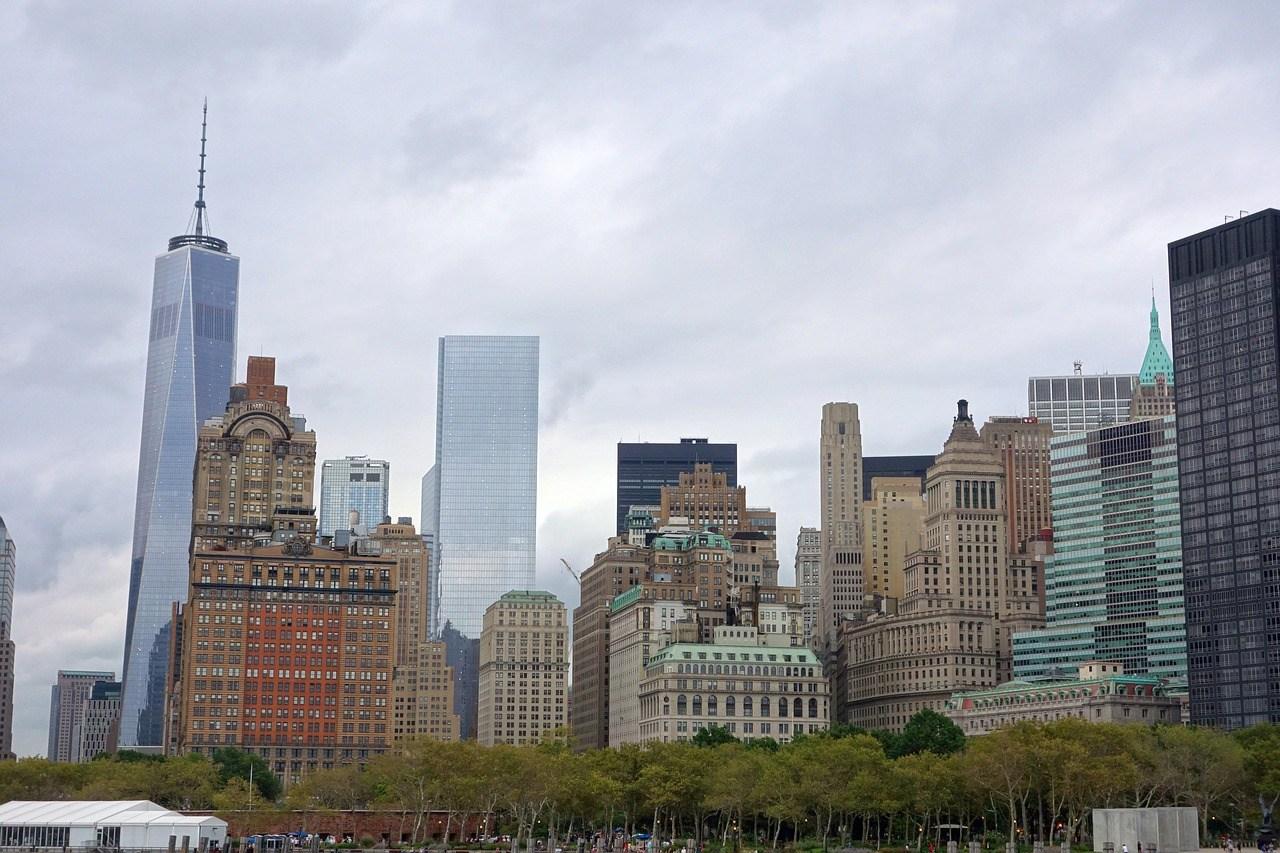 New York, New Yorker Skyline