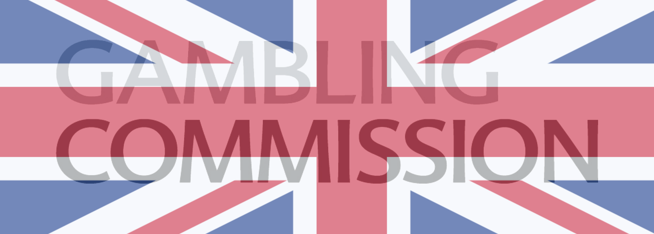 britische Fahne, Gambling Commission