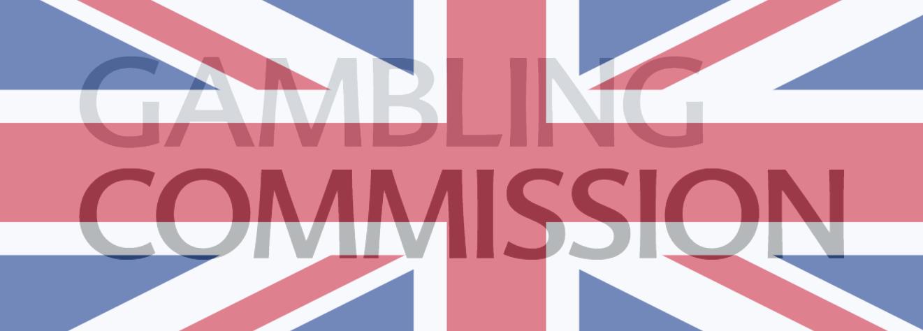 britische Fahne, Gambling Commission