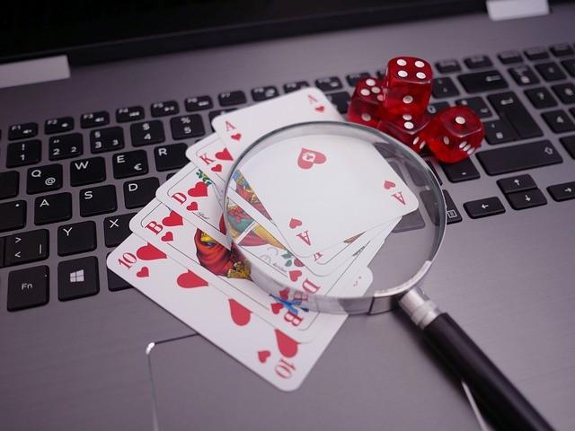 Computer, Spielkarten, Online Casino