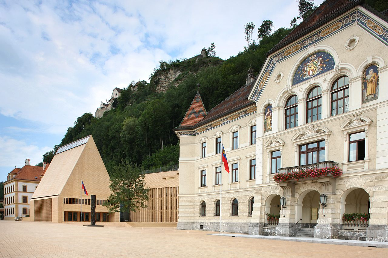 Regierungsgebäude Vaduz