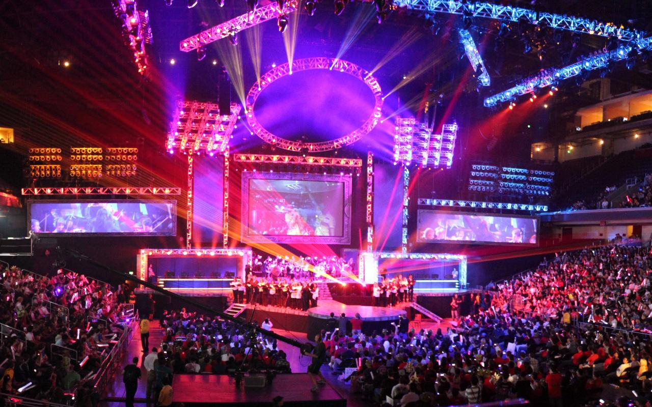 League of Legends Turnier