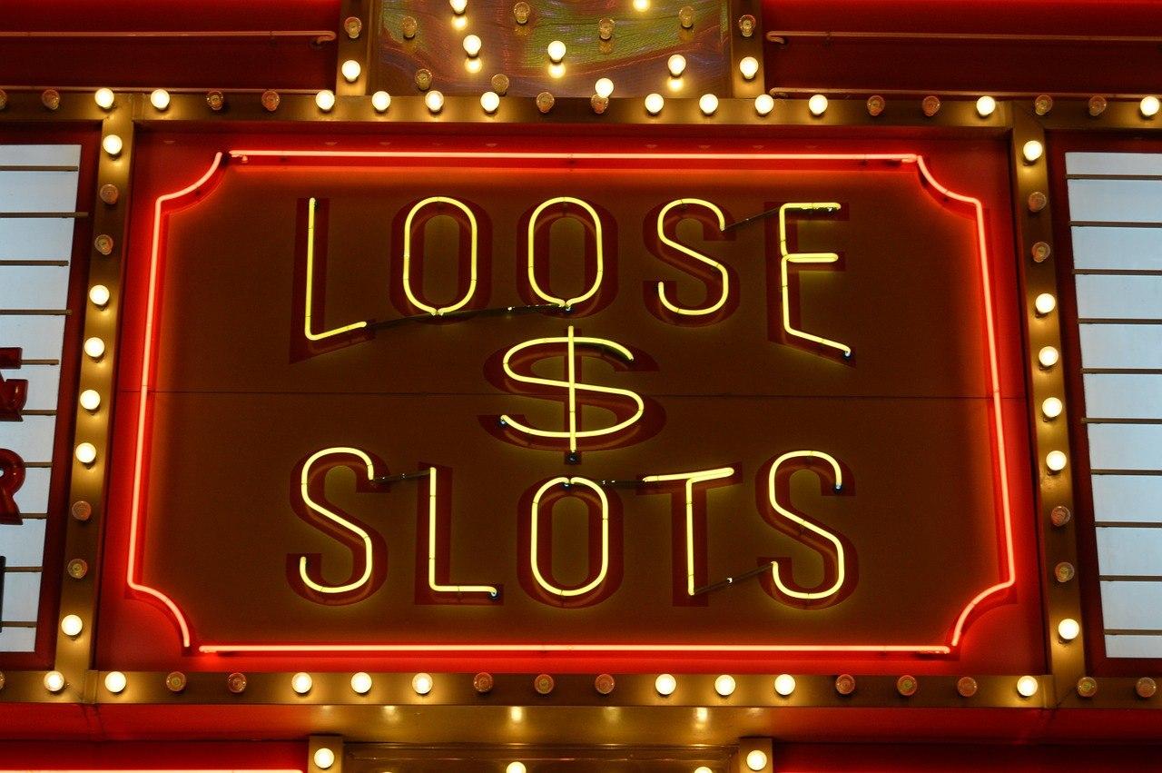 Glücksspiel Schild