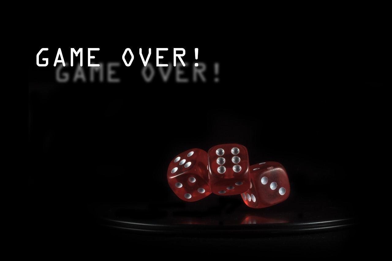 Würfel, Game Over