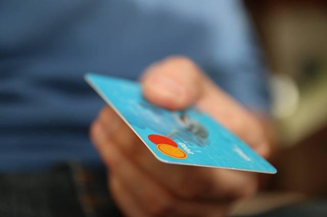 Kreditkarte, Zahlung, Kreditkartenzahlung