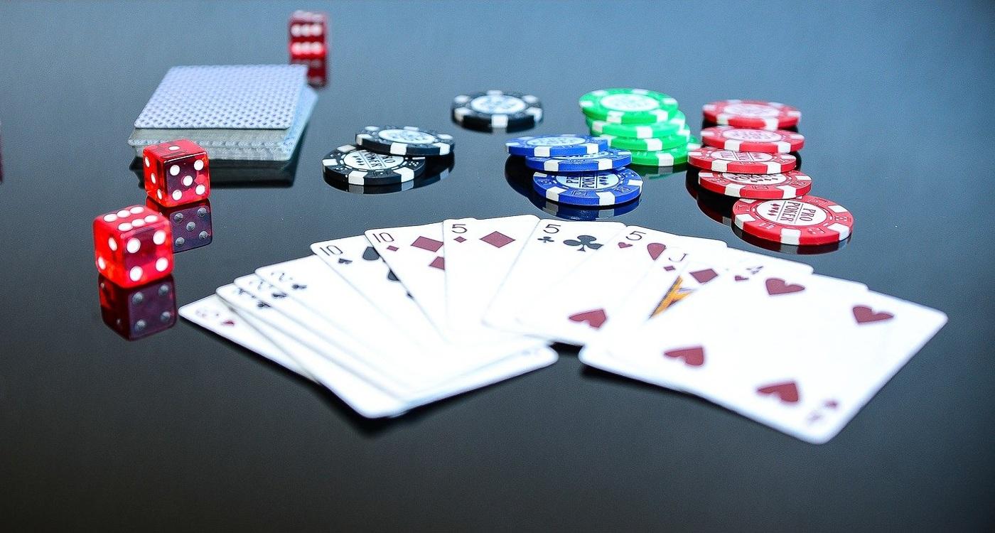 Spielkarten Würfel