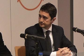 Damià Calvet, katalanischer Minister, Spanien, Katalonien