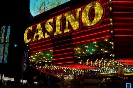 Casino, Casino Reklame