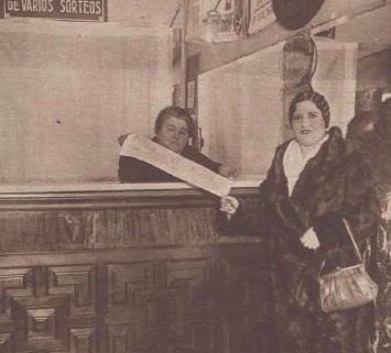 Doña Manolita, Lottoverkaufsstelle Madrid, Weihnachtslotterie